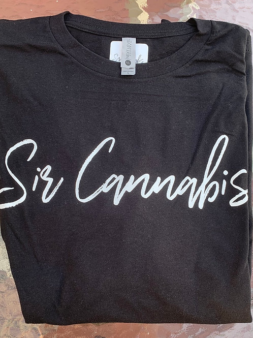 Sir Cannabis Long Sleeve tees