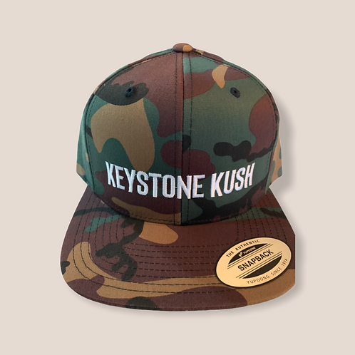 Keystone Kush Snapback