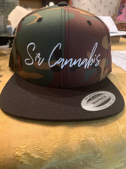 Sir Cannabis Snapback