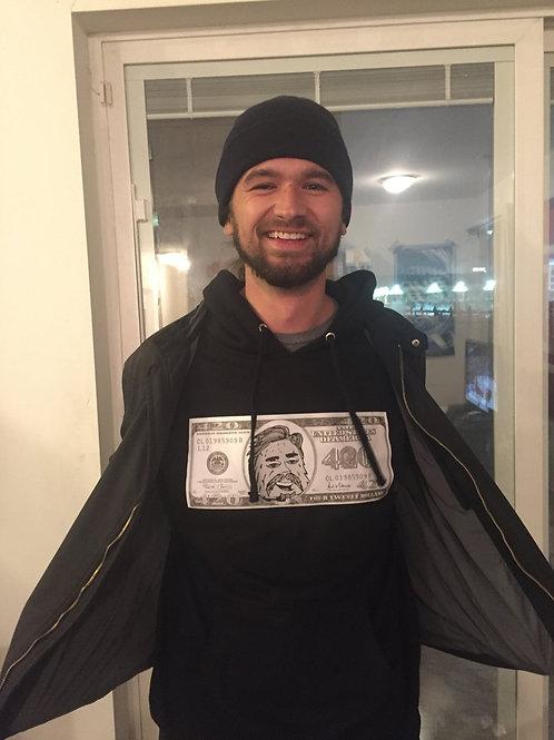 $420 Bill Hoodies