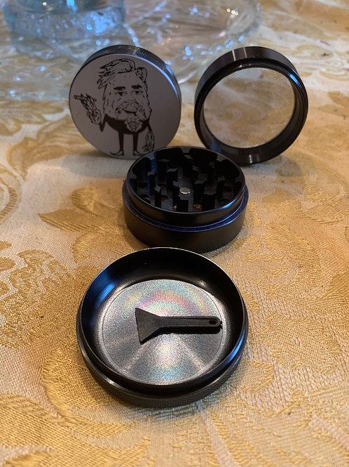 Sir Cannabis herbal grinders