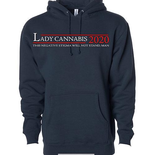 Lady Cannabis 2020 Hoodie