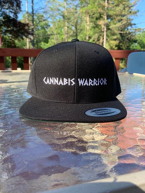 Cannabis Warrior Snapback