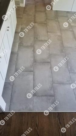 Updated Kitchn Floor