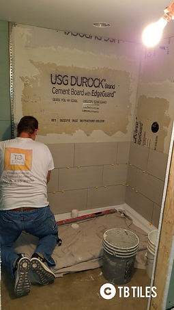 Professional Tile Installation