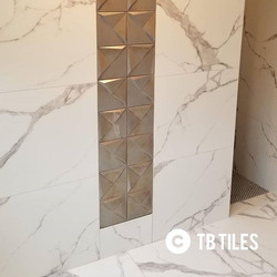 One of the hottest tile trends this year