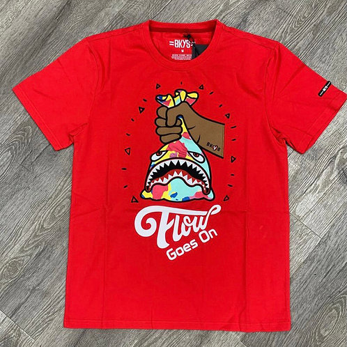Red Bkys Tee