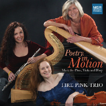Fire Pink Trio - Poetry in Motion