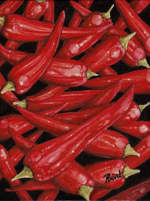 Red Chilli's