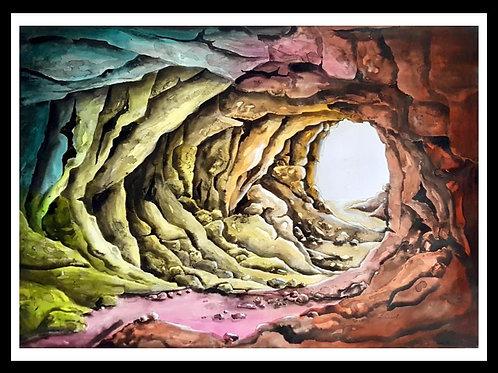 Rainbow Cave