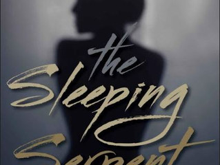 Review of The Sleeping Serpent - Luna Saint Claire