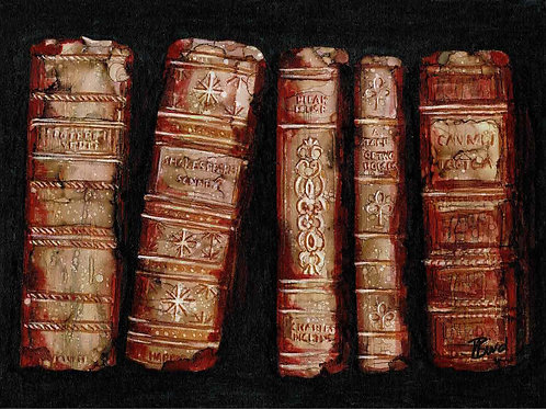 Tatty Old Books