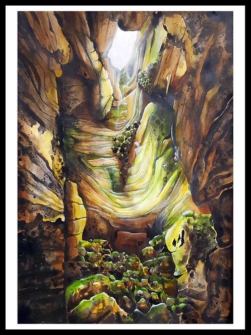 Skylit Cave
