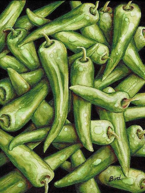 Green Chillis