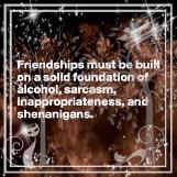 A Week Of Friendships