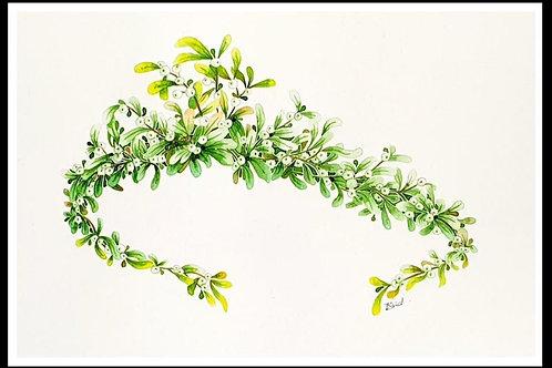 Mistletoe Crown