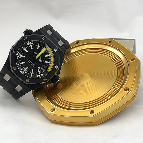 Audemars Inspired Coaster Set
