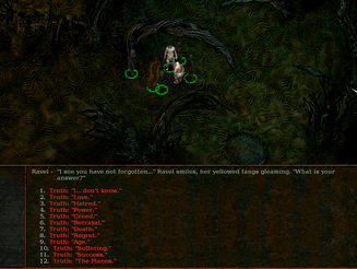 On Games and Literature, Part I: Planescape: Torment