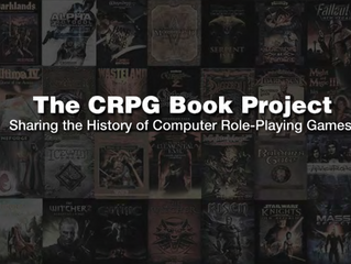 CRPG Book Project: We're Contributing