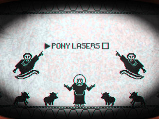 Pony Island – Ghosts in the Game Machine