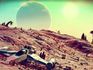 Places Left Behind: A No Man's Sky Gallery