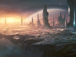 Stellaris as a Work of Science Fiction: An Exploratory Review