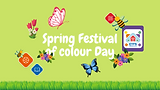 Spring Festival of Colour Day