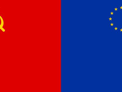 ARGUMENT SIŁY VS SIŁA ARGUMENTU. CZY UNIA EUROPEJSKA JEST JAK ZSRR?