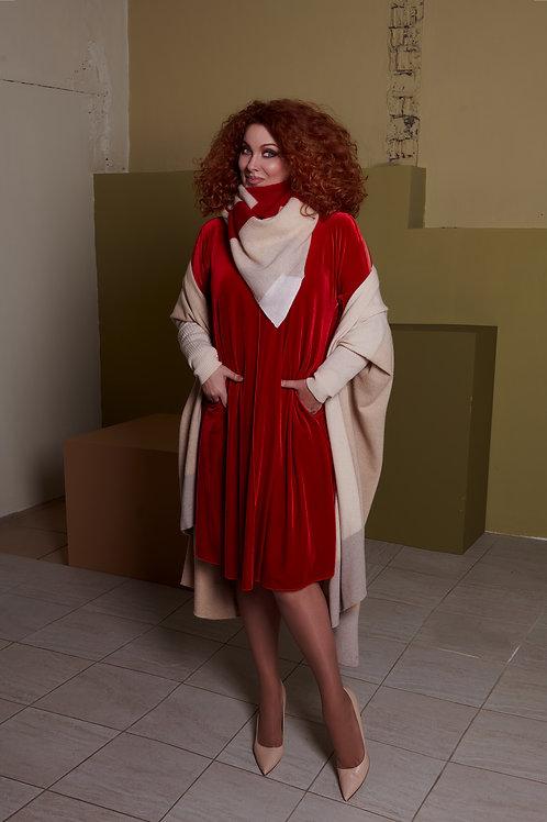 Платье BEKAREVA RED