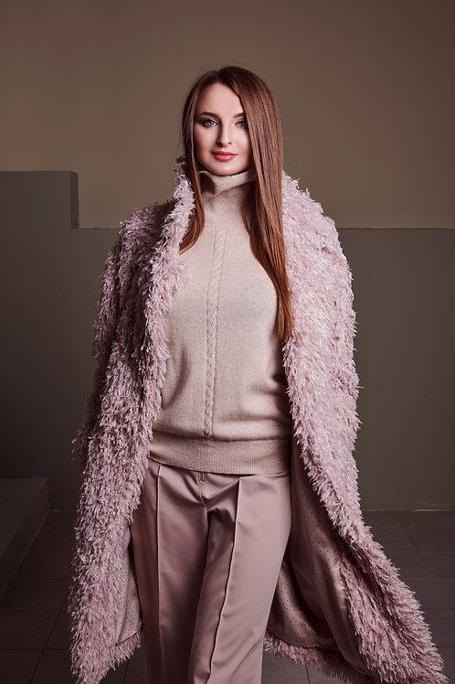 Пальто женское BEKAREVA RED