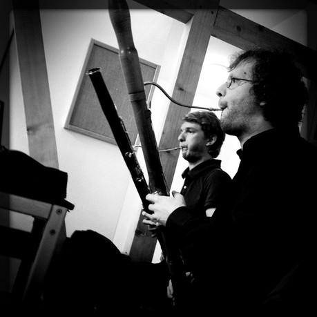 Simon Van Holen & Sergio Azzolini