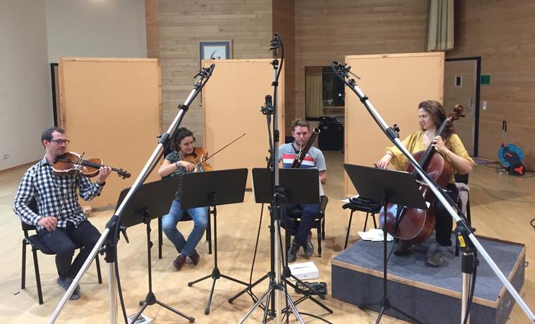 Recording Pro Contra!