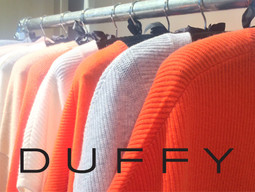 Spring arrivals from Duffy Cashmere!