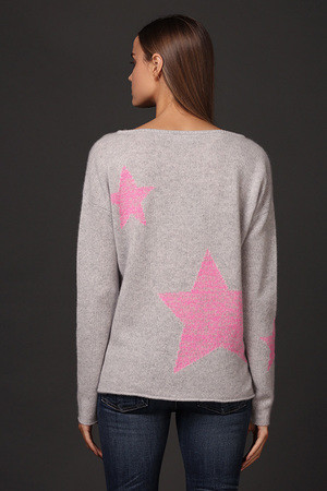 25194 - TWEED STAR - POWDER GREY_PINK - BACK.jpg