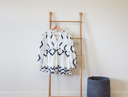 Display your clothes in style with Less is Better.