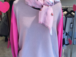 Cupid worthy cashmere from Cash Ca