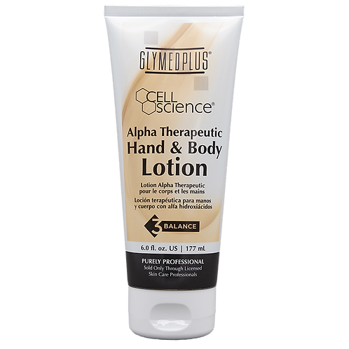 Alpha Therapeutic Hand & Body Lotion