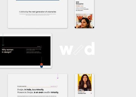 women in design, india