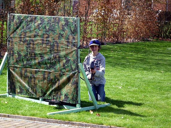 Lasergame Laser tag fête anniversaire enfant