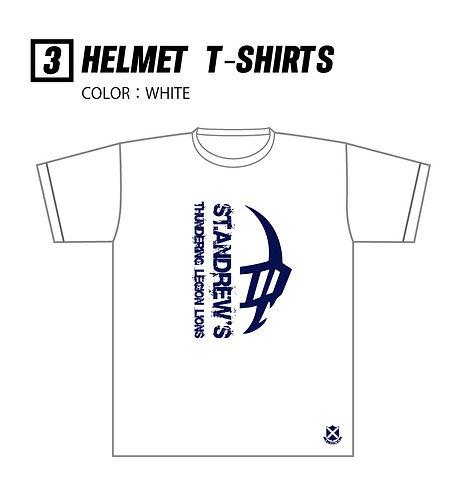 2020_HELMET ドライ Tシャツ