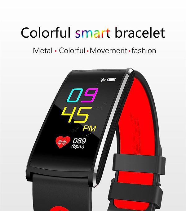 N68 smart bracelet, fitness tracker, Shenzhen HLC Electronics Limitd
