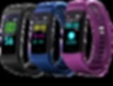 smart bracelet Y5