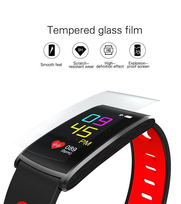 N68 smart bracelet,fitness tracker, Shenzhen HLC Electronics Limited