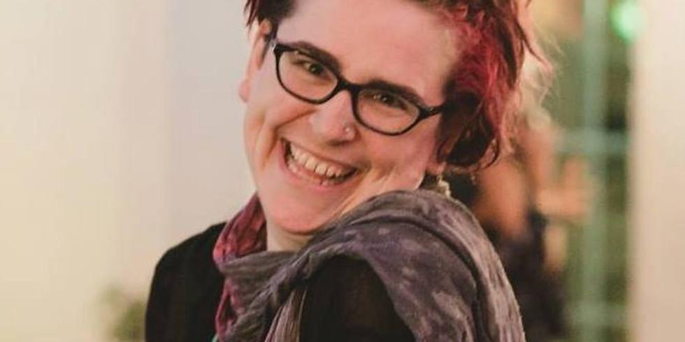 Guest Speaker Megan Orcholski