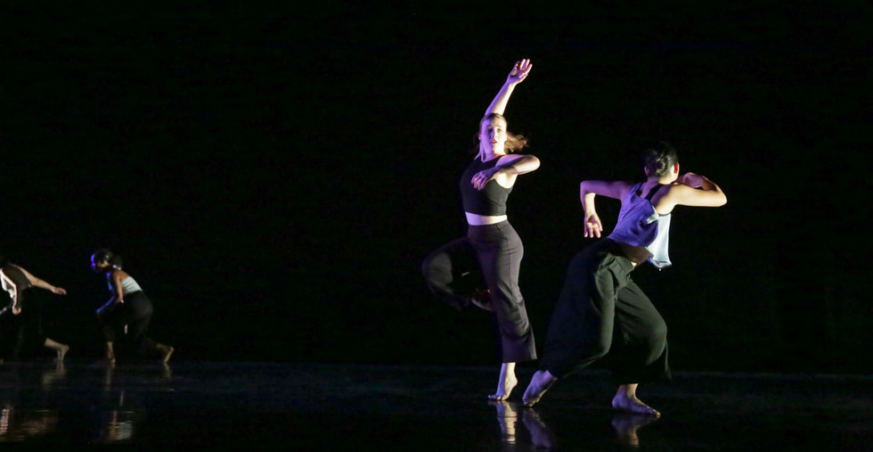 Eyes of Your Eyes by A. Ordaz Dance