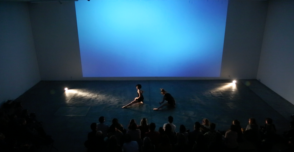 At Sea by A. Ordaz Dance