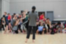 Improvisation Course at ACDA, Baja 2019