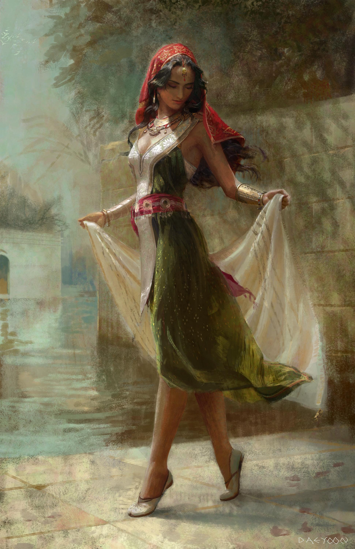 The Alchemist- Fatima