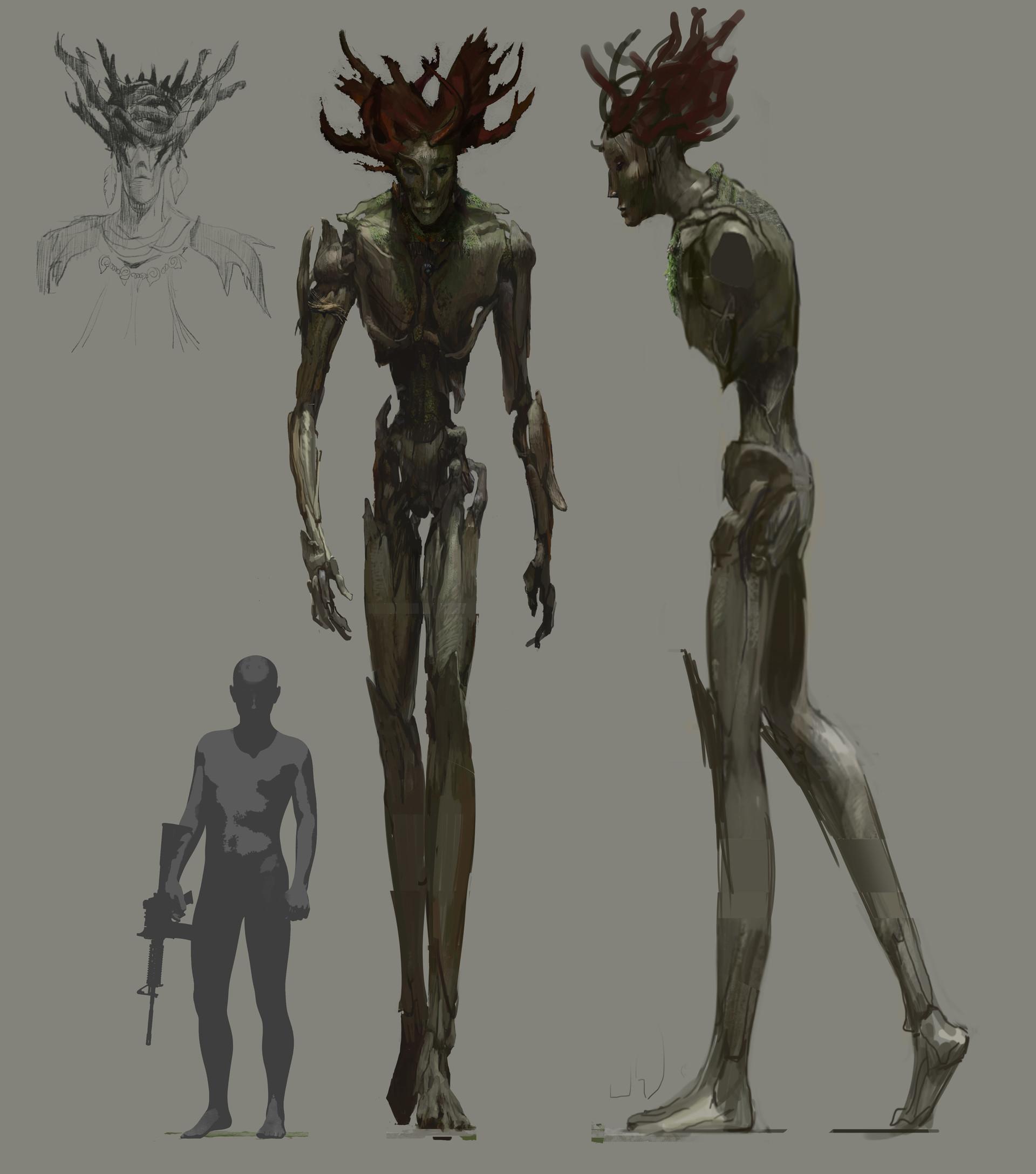 Forest Guaridians