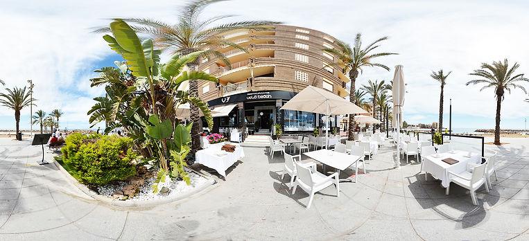 Fotografía panoramica en Alicante